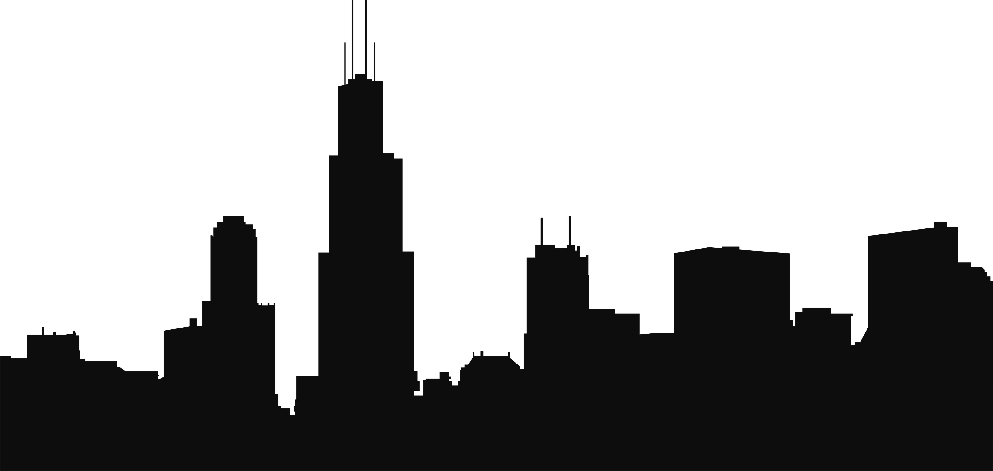 City Skyline Silhouette | Free Download -City Skyline Silhouette | Free Download Clip Art | Free Clip Art ..-13