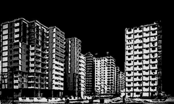 Cityscape city skyline clipart 4 city skyline clip art free image