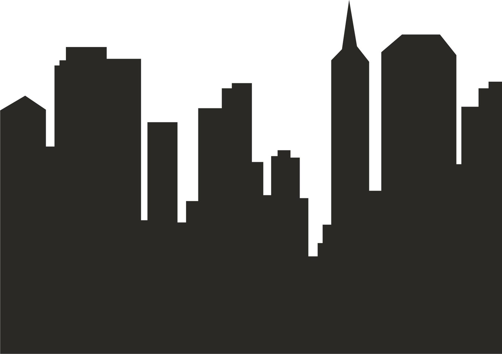 Cityscape cliparts. City Scape Image