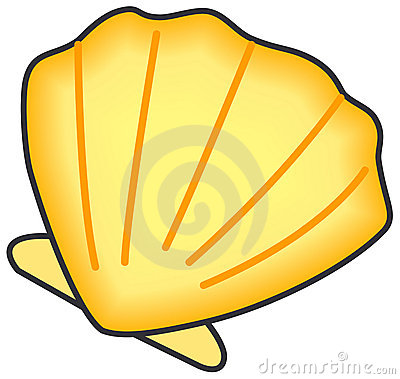Royalty-Free (RF) Clam Clipar