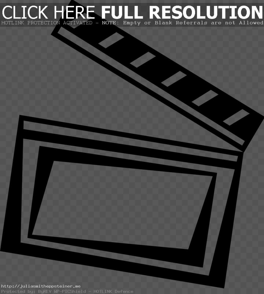 Photographic Film Clapperboard Reel Clip-Photographic Film Clapperboard Reel Clip Art Clipart Png Lively Clap-18