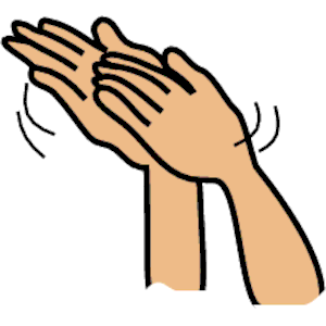 Clapping 2 Clipart Cliparts Of Clapping -Clapping 2 Clipart Cliparts Of Clapping 2 Free Download Wmf Eps-7