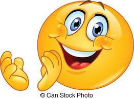 Clapping emoticon - Emoticon clapping