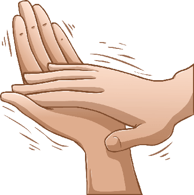 Clapping Hands | Clipart-Clapping Hands | Clipart-18