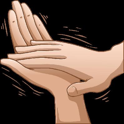 Clapping Hands | Clipart-Clapping Hands | Clipart-9