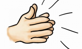 Clapping Hands Clipart Vector Magz Free Download Vector Graphics
