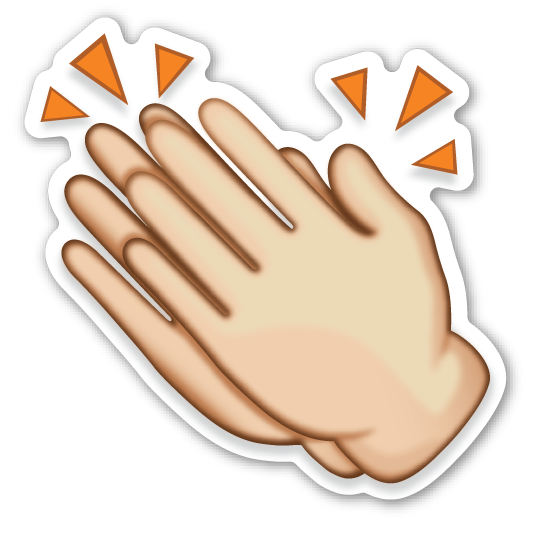 Clapping Hands Images Clappin - Clapping Hands Clipart