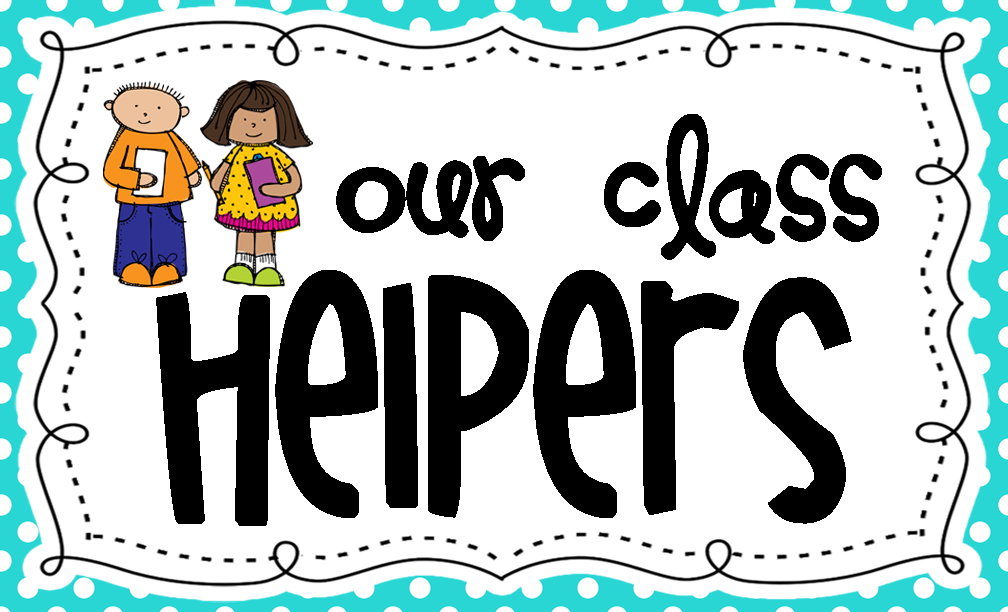 Class Helper Clipart Just Move The Clothespins