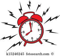 Classic alarm clock-Classic alarm clock-4