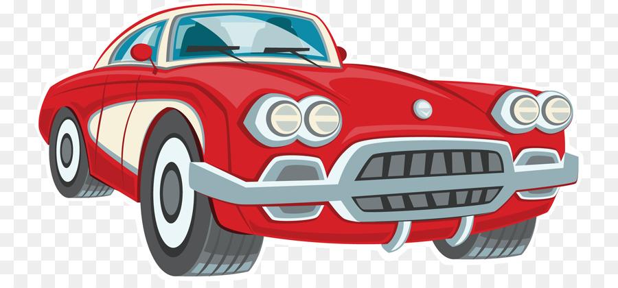 Classic car Auto show Vintage car Clip art - Vintage Car Cliparts