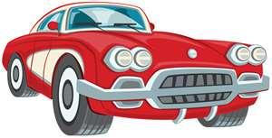 Classic Car Show Clip Art Shows Digital