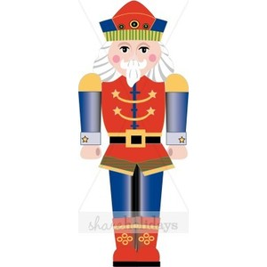 Classic Christmas Nutcracker .-Classic Christmas Nutcracker .-1
