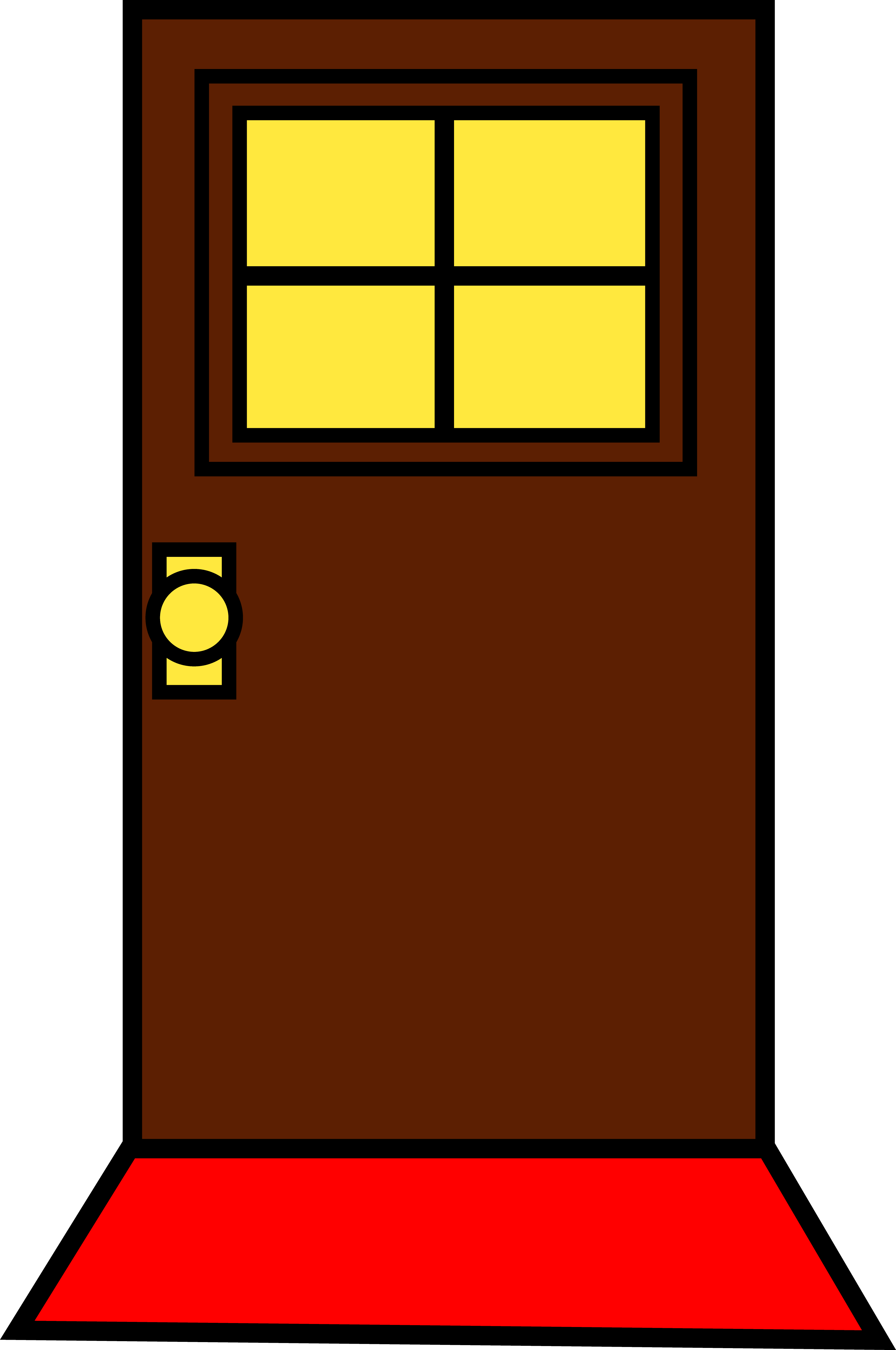 Classroom Door Clipart-classroom door clipart-0