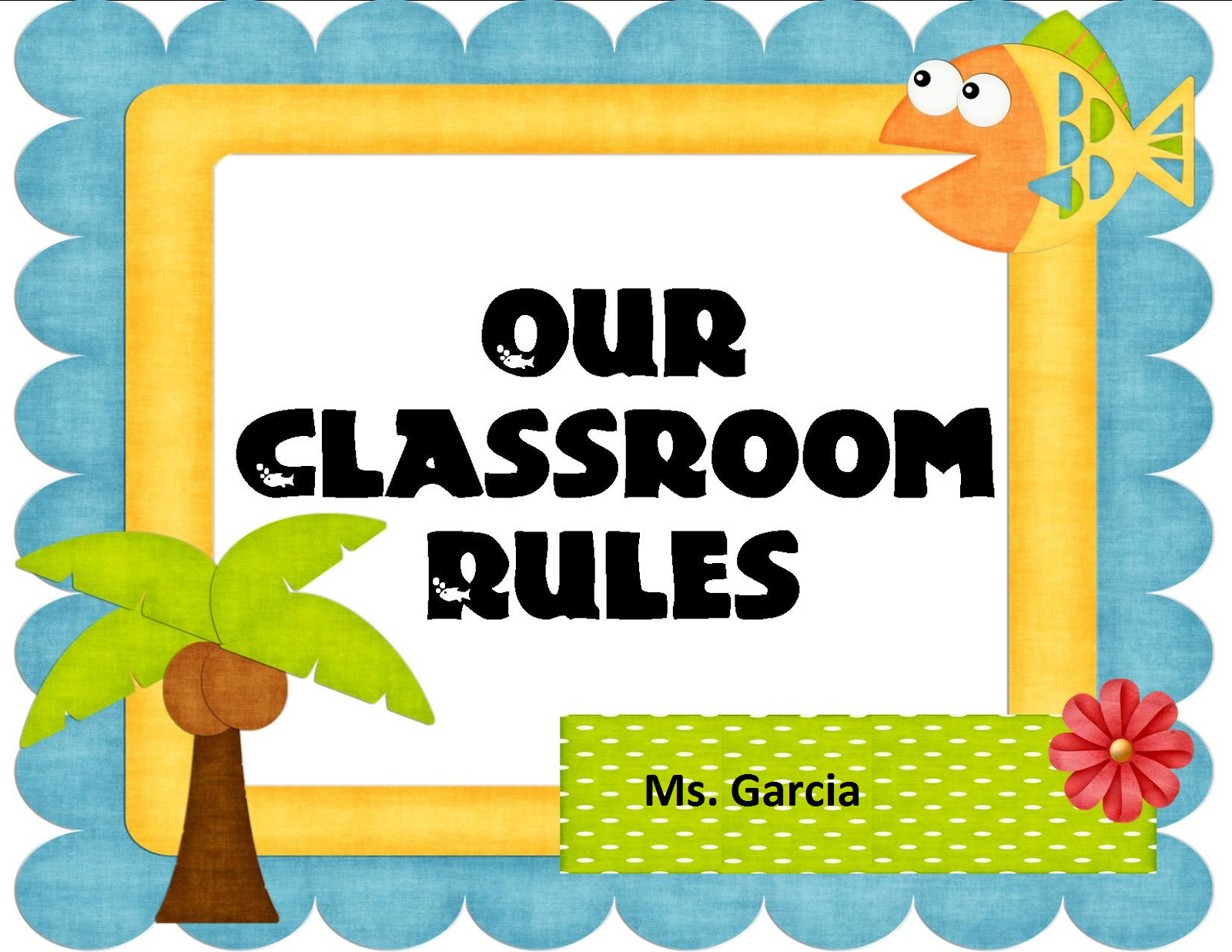 classroom rules pictures - Classroom Rules Clipart