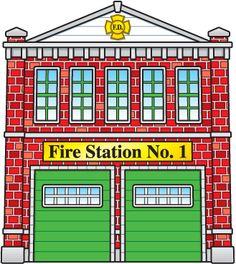 Classroom calendar fire station field trip clipart - ClipartFest