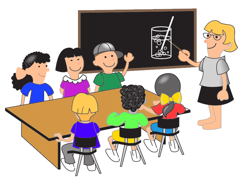 Classroom clip art for . - Class Clip Art