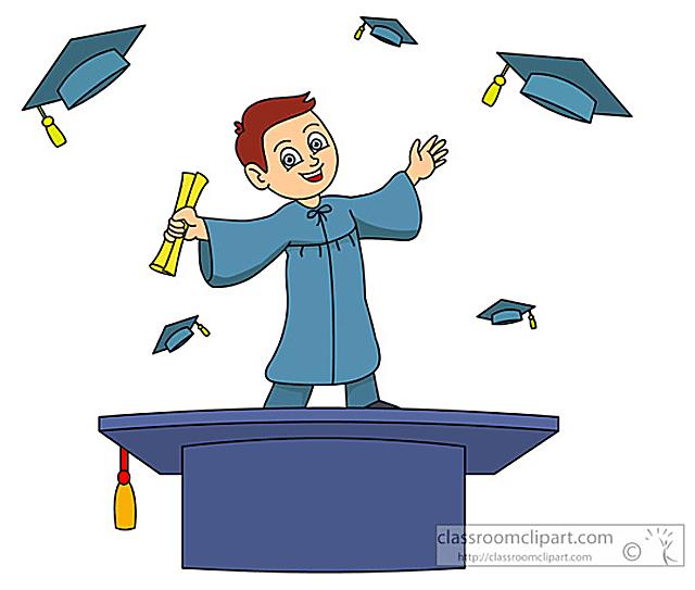 Classroom Clipartu0026#39;s Free Graduation Clip Art