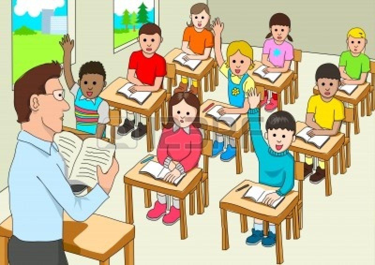 Classroom Clipart Clip Art-Classroom Clipart clip art-9