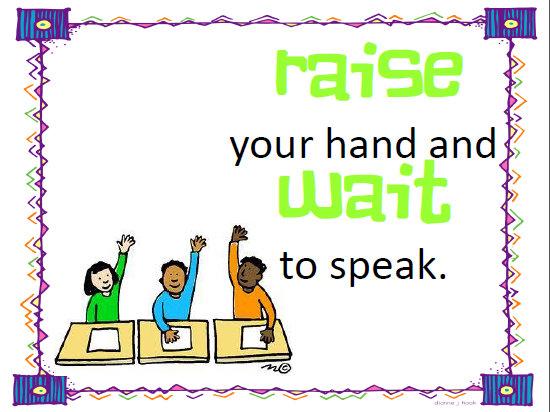 Classroom Rules Clipart - Classroom Rules Clipart