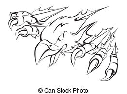 Eagle Claw Stock Illustrationsby Clipart-eagle claw Stock Illustrationsby ClipartLook.com -18