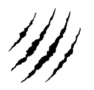 Claw Marks Sticker Decal For Car Trailer-Claw Marks Sticker Decal For Car Trailer 4wd Brand New Ebay-7