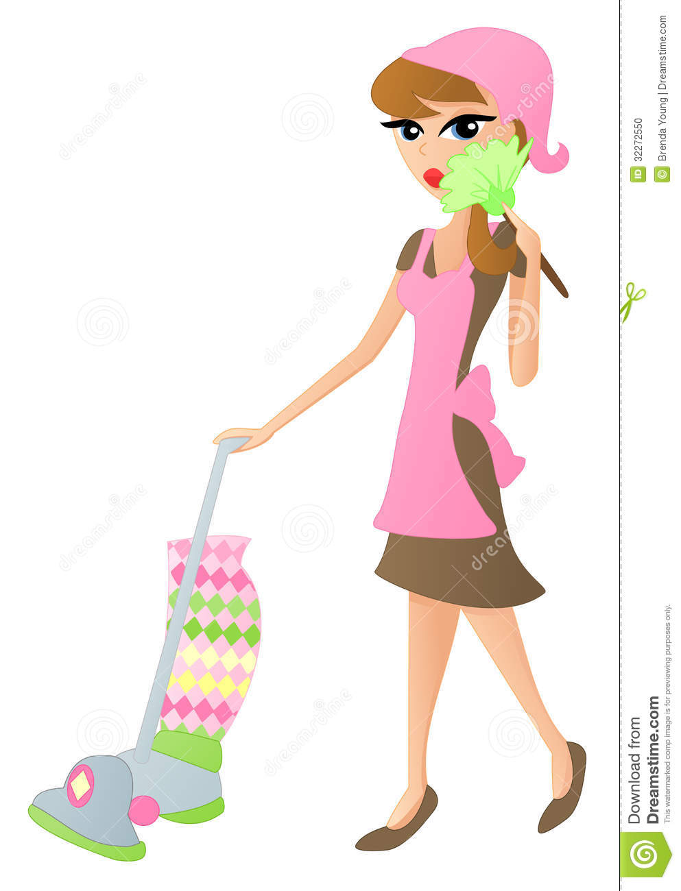 Cleaning Lady Stock Photo Image 32272550-Cleaning Lady Stock Photo Image 32272550-9