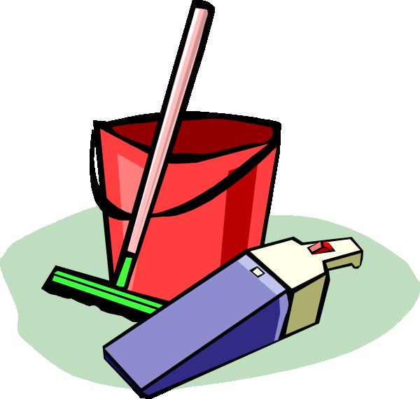 Cleaning Supplies Clip Art At Clker Com Vector Clip Art Online