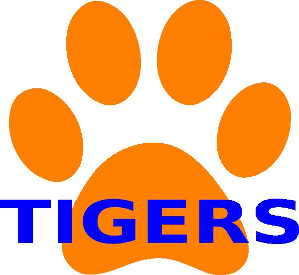 Clemson Tiger Paw Clip Art - ClipArt Best ...