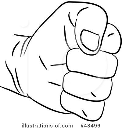 Fist Clipart