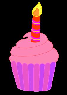 50 Birthday Cupcake Clipart Clipartlook