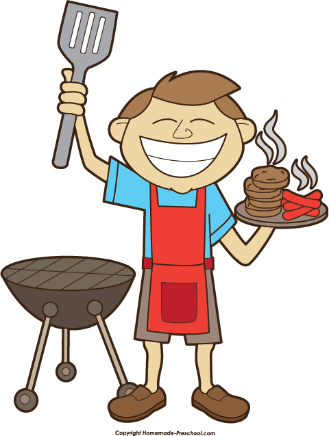Click to Save Image - Barbecue Clip Art