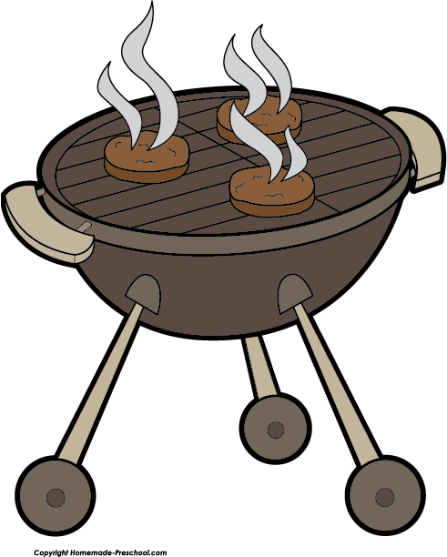 Click to Save Image - Bbq Clipart