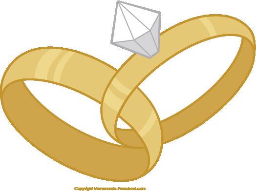 Clipart Wedding Ring