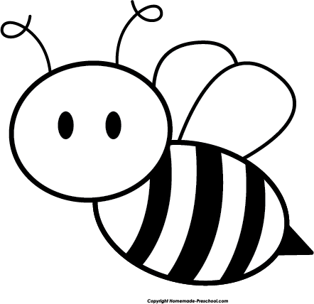 Free Bee Clipart For Teachers
