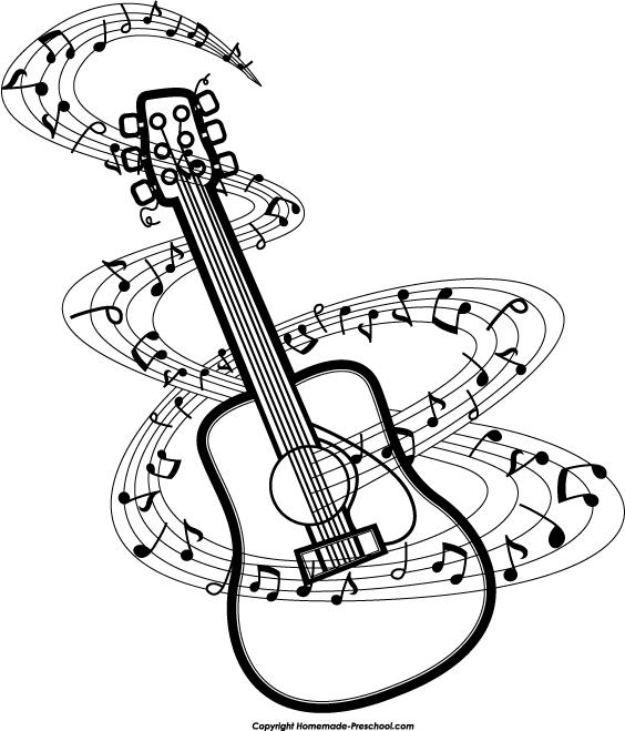 Music Notes Images Clip Art