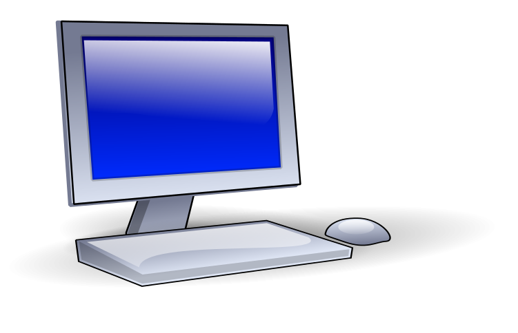 Client Computer Clipart