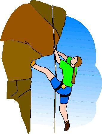 Climbing clip art-Climbing clip art-18