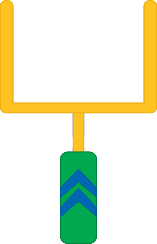 clip art football field