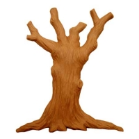 clip art tree trunk