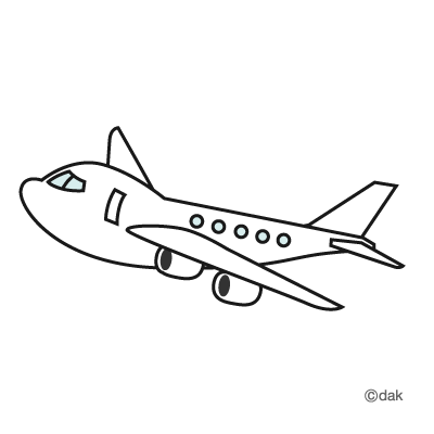 Clip Art Airplane Clipart Black And White airplane clipart black and white takeoff clipartall image for