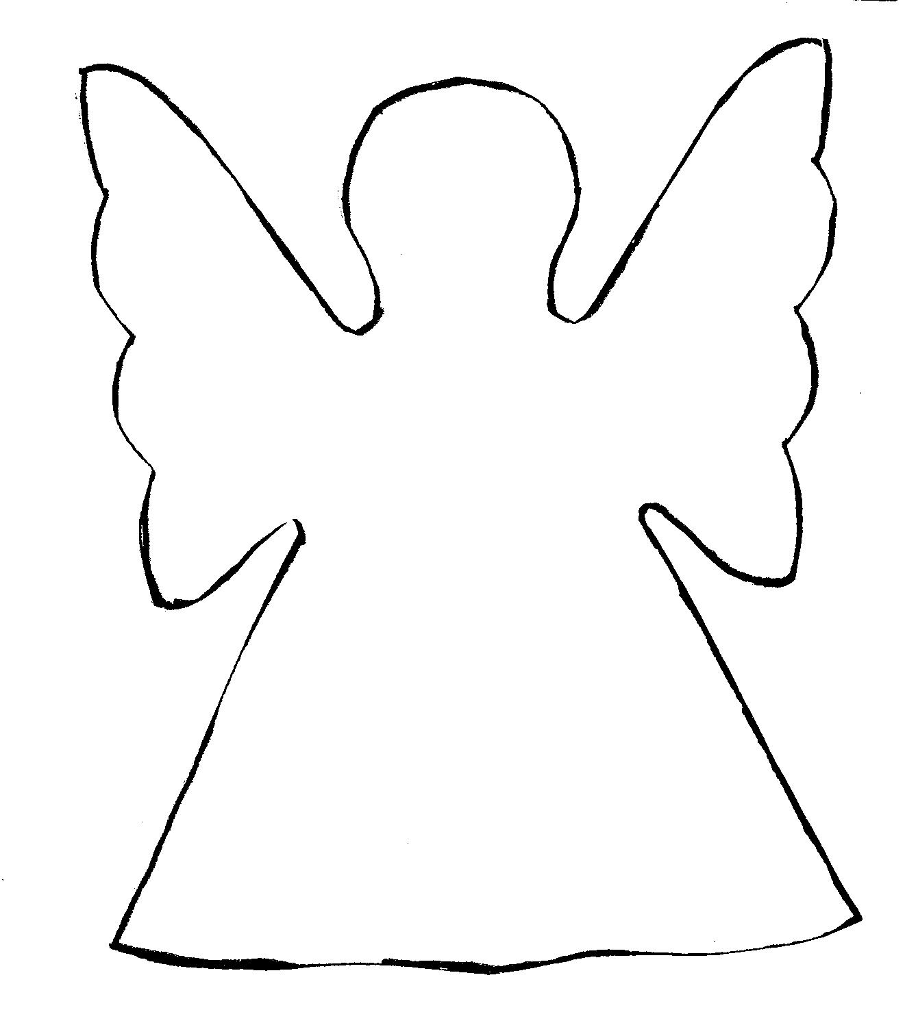 Clip art angel 2