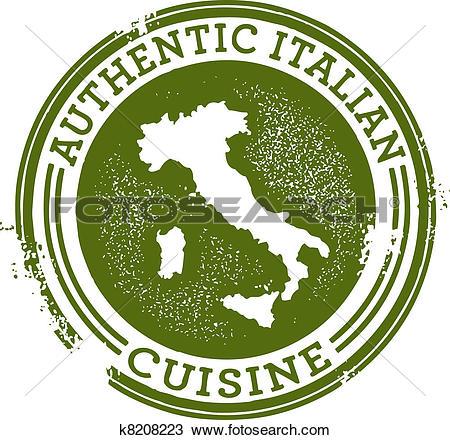 Clip Art. Authentic Italian Food-Clip Art. Authentic Italian Food-10