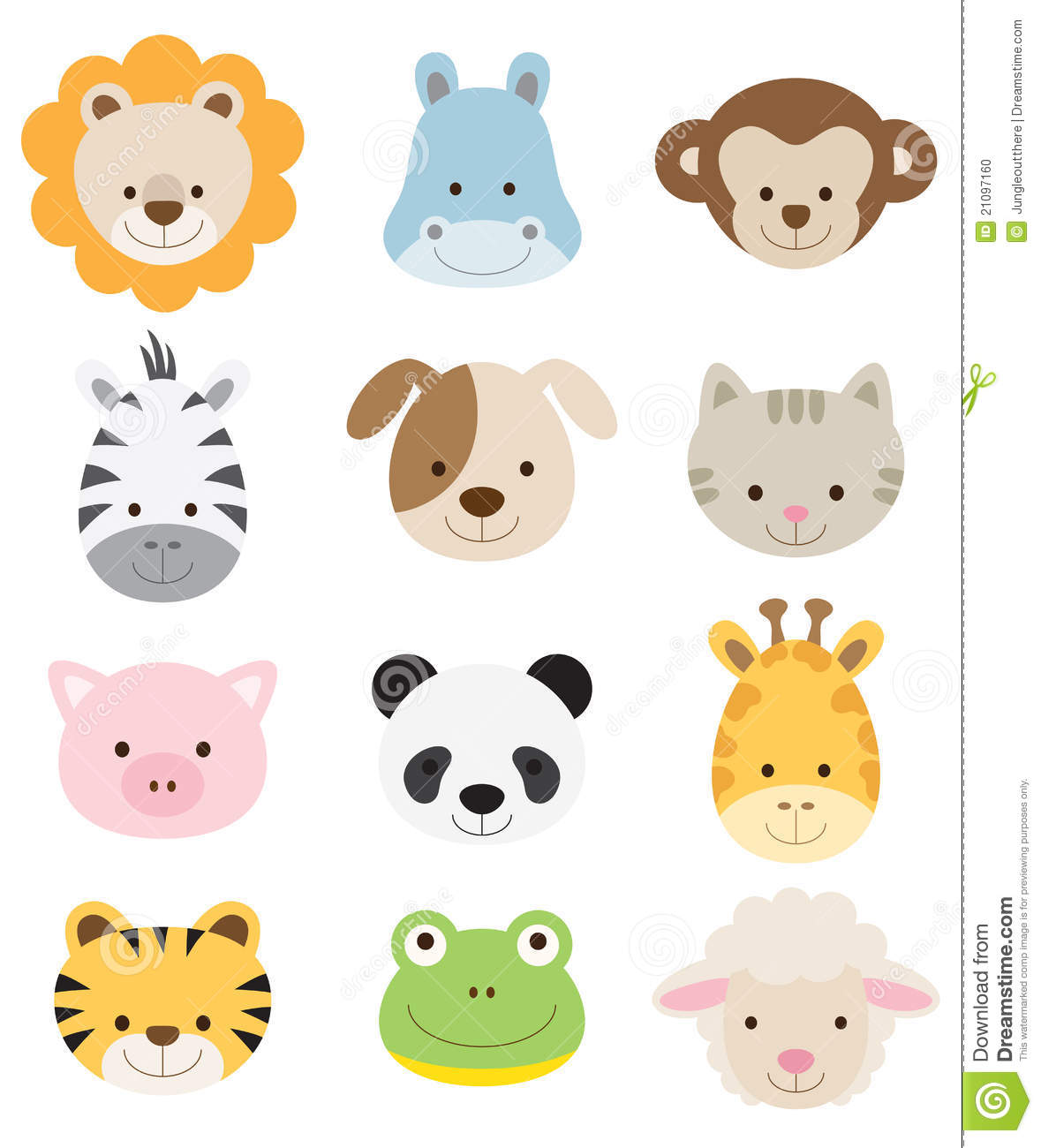 Clip Art Baby Animals Baby .