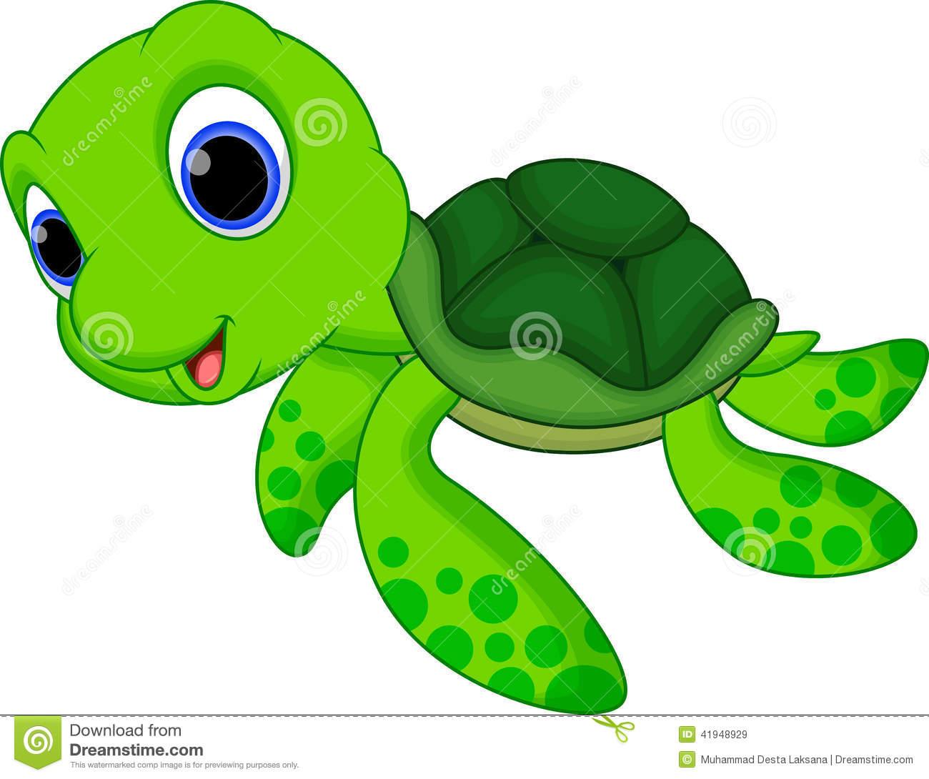 Clip Art Baby Sea Turtle Cute Turtle Car-Clip Art Baby Sea Turtle Cute Turtle Cartoon Royalty-1