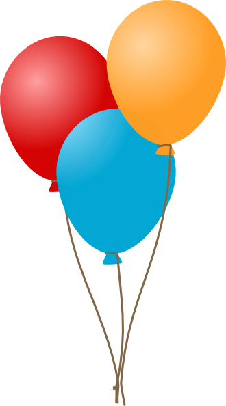 Clip Art Balloons Clipart Image-Clip art balloons clipart image-7