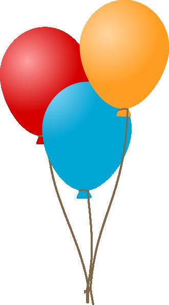 Clip art balloons clipart ima - Free Clipart Balloons