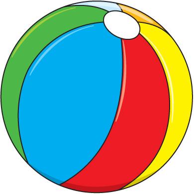Clip art beach ball image-Clip art beach ball image-4