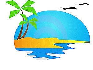 Clip Art Beaches