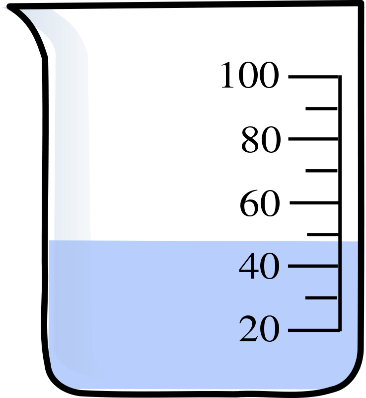 Clip Art Beaker