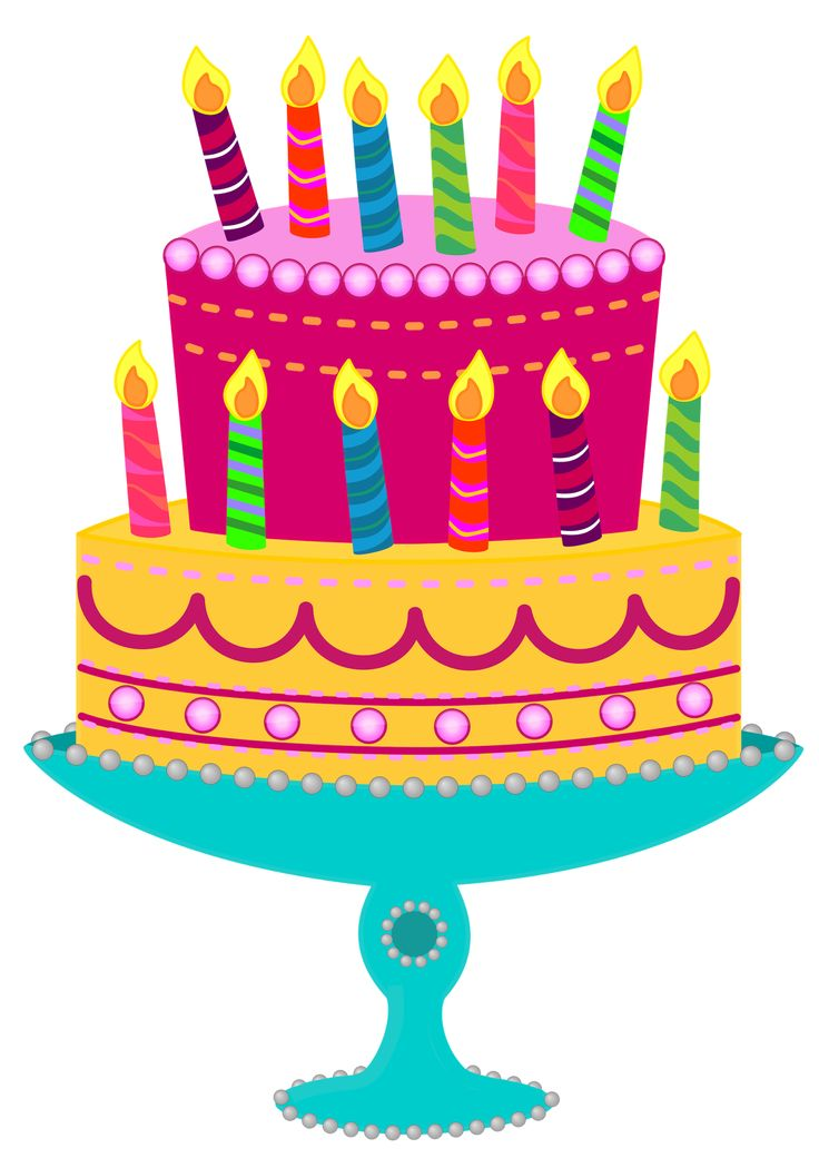 Birthday Cake Clipart Free Look At Clip Art Images